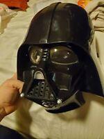 star wars darth vader helmet mask cosplay darth vader 2008 mask vintage rubies