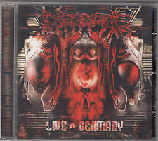 DISGORGE - live germany CD
