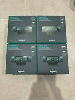 Logitech C920s Pro HD 1080p Webcam | w/ Privacy Shutter | NEW | IN HAND
