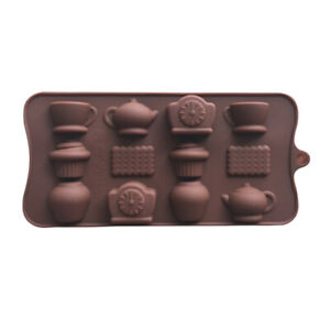 Silicone Mold Cheese Cake Mould Dessert Pastry Chocolate Ice Baking Tool