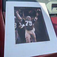 Vintage Seahawks Photo Art Lot FREE SHIPPING!