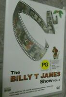 Billy T James Show Vol. 2 (DVD) New Zealand TV Series Rare OOP - REGION 4 AUSTRA