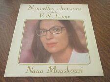 33 tours NANA MOUSKOURI nouvelles chansons de la vieille france