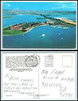 CALIFORNIA Postcard - San Diego, Bahia Point Peninsula, The Bahia Hotel M28
