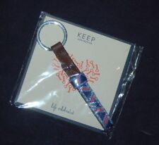 KEEP Collective Woven Together Key Fob - Retired and Sold Out