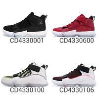 Nike Jordan Supreme Elevation PF Gym Red Black Mens Basketball Shoes CD4330-600