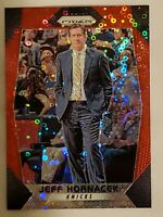 2017-18 Panini Prizm Fast Break Red #280 Jeff Hornacek RARE MINT SSP /125