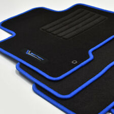 Velours Fußmatten Edition passend für Hyundai Tucson III 3 TL TLE ab Bj.2015 bl