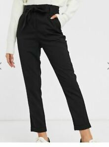 NEW! SALE!! Pimkie tailored trousers in black Size EU 34 S Small