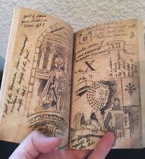 Dr Henry Jones Sr. Grail Diary