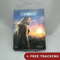Divergent .Blu-ray Limited Edition / NOVA