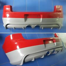 Rear Diffuser VW Golf 5 MK5 R32 GTI US Spec