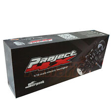 Serpent 1:10 Project 4X Touring RC Cars EP 4WD On Road #400030