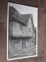 Real photographic Sussex postcard - Cottages - West Tarring - Worthing