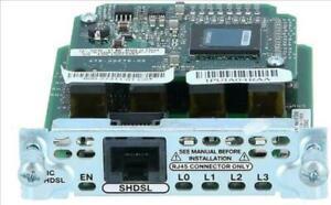 USED Cisco HWIC-4SHDSL HWIC High Speed WAN Card Router Module
