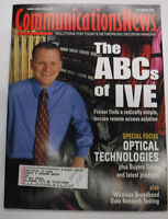 Communications News Magazine The ABCs Of Ive October 2002 FAL 071815R