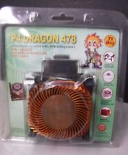 P4 Dragon 478 COMPUTER CPU fan for Intel P4 New Upto 3.0 GHz