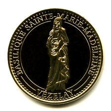 89 VEZELAY Basilique de la Madeleine 2, La statue, 2014, Monnaie de Paris