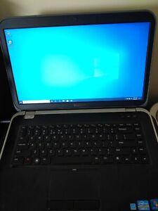 """Dell Inspiron 7520 FAST i7-3612QM 8GB RAM 720GB HDD 32GB SSD 15.6"""" Laptop 10 PRO"""