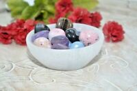 Selenite Charging Bowl | Cleansing | Powerful Healer | Reiki | 10 cm