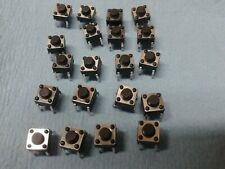 Push Button Switch 20 Pcs PCB Momentary Tactile 6x6x5mm FAST FREE US Shipping