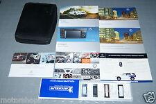 2009 Mercedes Benz E300 E320 E350 E550 E63 E 320 350 500 63 Owners Manual - Set