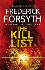 Kill List by Frederick Forsyth (Paperback, 2013)