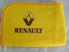Coches renault: nuevo gran plumero de limpieza amarillo de alta calidad con el logotipo de Calcomanía/