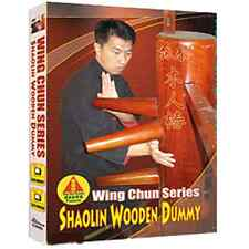 Wing Chun Wooden Dummy Techniques Sections 5-8 DVD