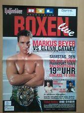 MARKUS BEYER  -  GLENN CATLEY 2000 FFM  +  WBC WM  +  AO  NEU
