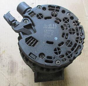 Genuine Used MINI Bosch Alternator for Petrol R56 R55 R57 - 7574365