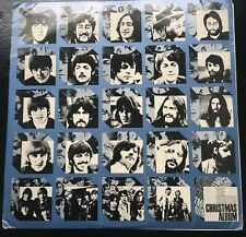 BEATLES: Christmas Album LP vinyl (original with Bell Sound stamper) Apple Rare
