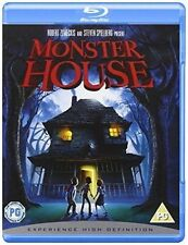 Monster House Blu-ray 2006 Region B