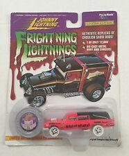 Johnny Lightning - Fright'ning Lightnings Haulin' Hearse - White Lightning - S4
