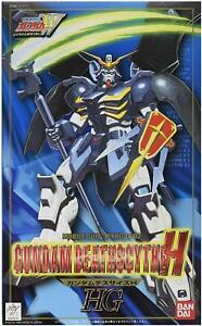 Bandai Hobby #07 1/100 Model W Series Deathscythe Hell High Grade Gundam Action