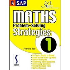 SAP Maths Problem-Solving Strategies Book 1 (Year 1 , Year 2)