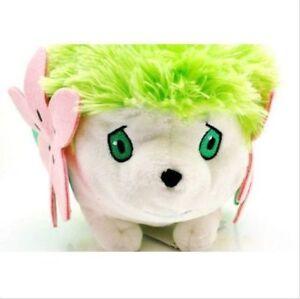 Shaymin Plush Stuffed Animal Toy Popular Soft Kids Birthday Gift