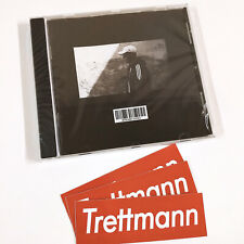 Trettmann - #DIY [CD] + 3 Sticker