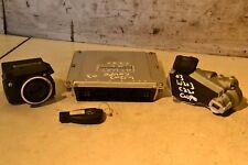 MERCEDES Classe C Motore ECU Interruttore accensione chiave 6111537779 W203 C220 MANUALE 2003