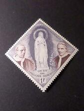 MONACO 1958 timbre 492, Sainte Bernadette, neuf**, VF MNH STAMP