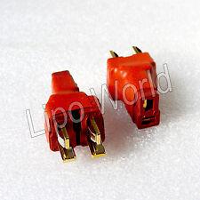 Deans T Buchse 2x Stecker parallel Hochvoltstecker Adapter Lade Kabel LiPo Akku
