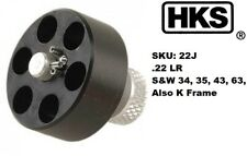 HKS Series J Revolver Speed-Loader Model-22-J FREE SHIPPING
