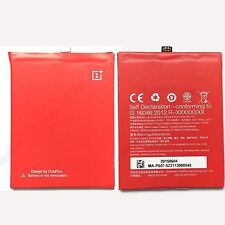 P1 BATTERY ORIGINAL ONEPLUS 2 TWO BLP597 A2000 A2001 SPARE PARTS 3300MAH