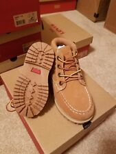 Levi''s Youth Boy Sizes New Boots Trent Color Wheat Mono Chrome size 12y