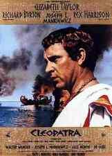Metal Sign Cleopatra 1963 08 A4 12x8 Aluminium