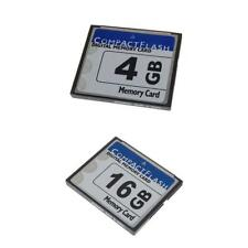 4gb 16gb CF Compact Flash Memory Card 133x for SLR Camera Camcorder