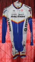 MOA ITALY PRO TEAM ISSUE SKINSUIT UCI EUROPE RALEIGH SMALL 2 Castelli Nalini
