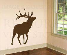Elk Deer Large Wall Decal Vinyl Sticker Art Decoration Decor Mural Graphic G54