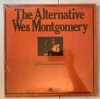The Alternative Wes Montgomery 2LP 1982 Milestone M-47065 Comp Jazz SEALED