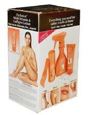 Sally Hansen Epilette Spray Hair Remover Kit ~ 5 pc. New in Box